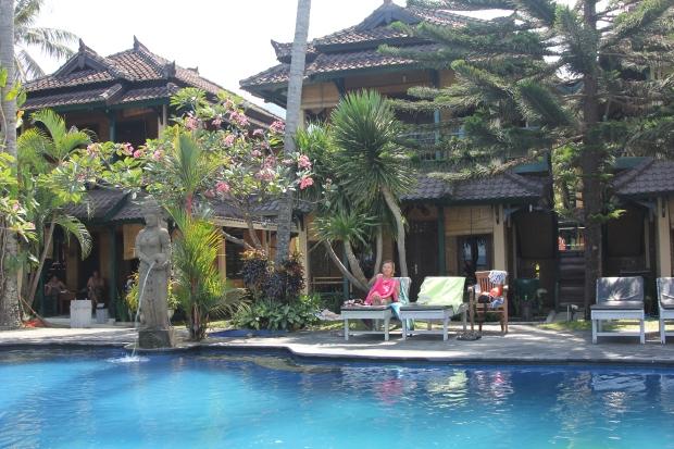 Batu Balong Hotel w Sengiggi