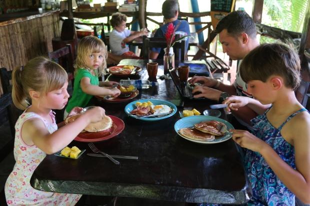 Śniadania w Palmar